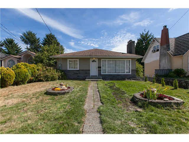 Main Photo: 7780 13TH Avenue in Burnaby: East Burnaby House for sale (Burnaby East)  : MLS®# V1140971