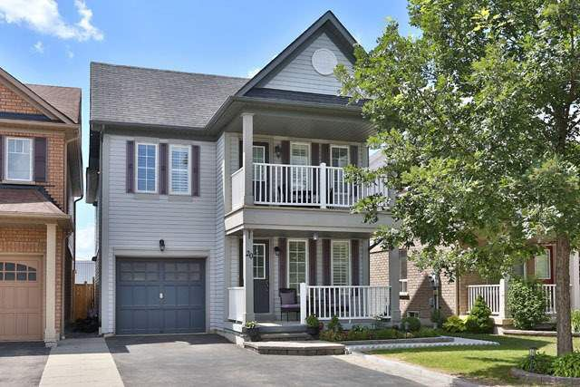 Main Photo: 20 Harrongate Place in Whitby: Taunton North House (2-Storey) for sale : MLS®# E3319182