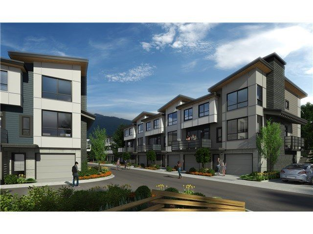 """Main Photo: 27 SUMMITS View in Squamish: Downtown SQ Townhouse for sale in """"THE FALLS - EAGLEWIND"""" : MLS®# R2004876"""