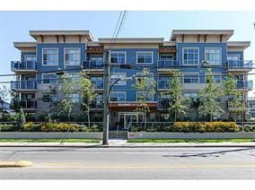 "Main Photo: 407 19936 56 Avenue in Langley: Langley City Condo for sale in ""Bearing Pointe"" : MLS®# R2040067"
