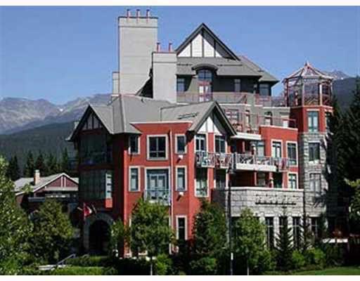 Main Photo: 306 4369 MAIN STREET in : Whistler Village Condo for sale : MLS®# V796846