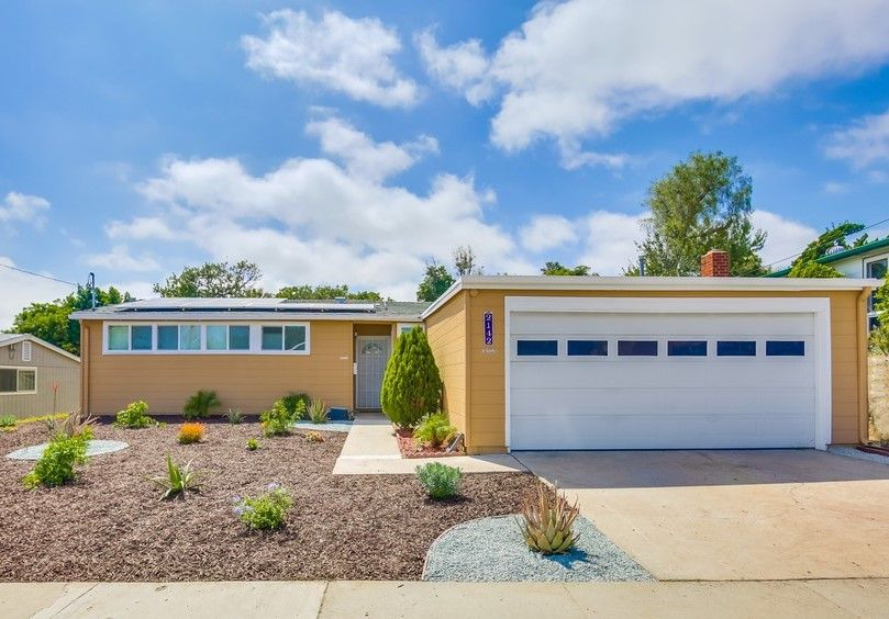 Main Photo: SERRA MESA House for sale : 3 bedrooms : 2142 Cardinal Drive in San Diego