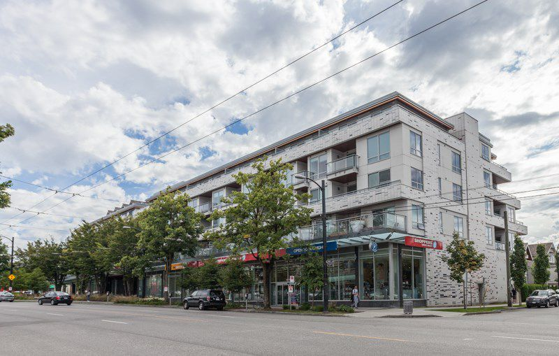 Main Photo: 316 3333 MAIN Street in Vancouver: Main Condo for sale (Vancouver East)  : MLS®# R2082295