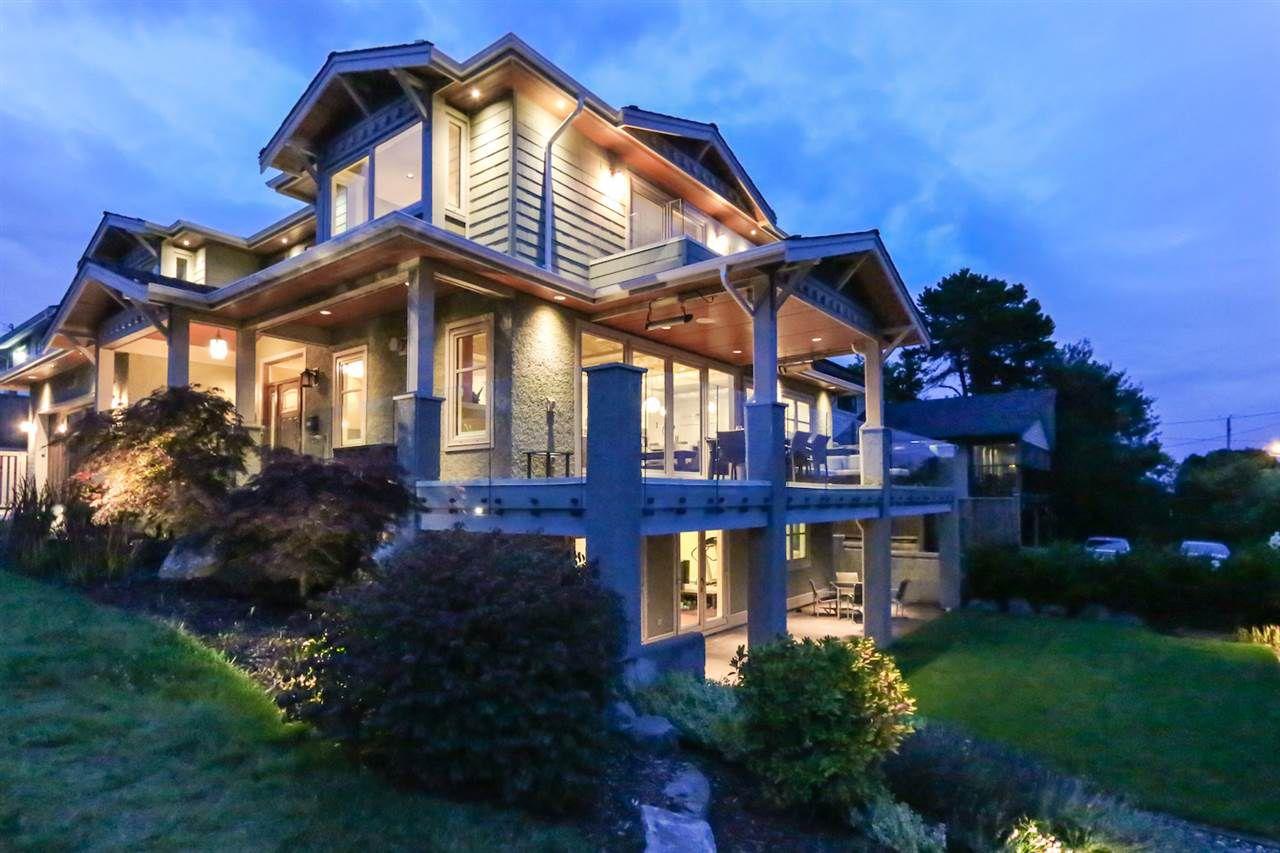 Main Photo: 15709 CLIFF Avenue: White Rock House for sale (South Surrey White Rock)  : MLS®# R2128759