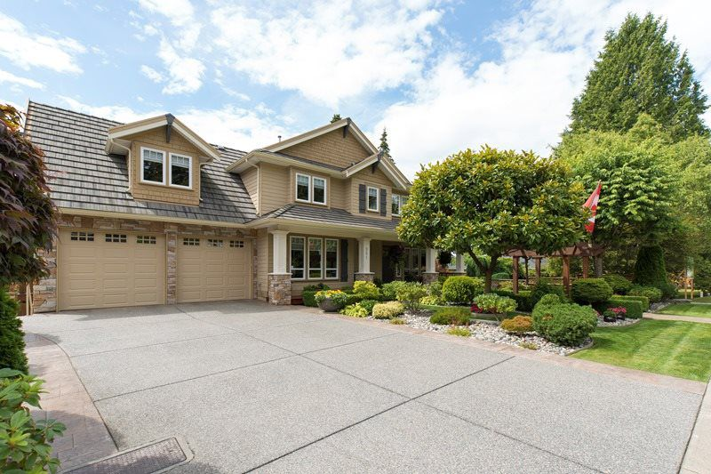 """Main Photo: 961 164TH Street in Surrey: King George Corridor House for sale in """"McNally Creek"""" (South Surrey White Rock)  : MLS®# R2130442"""