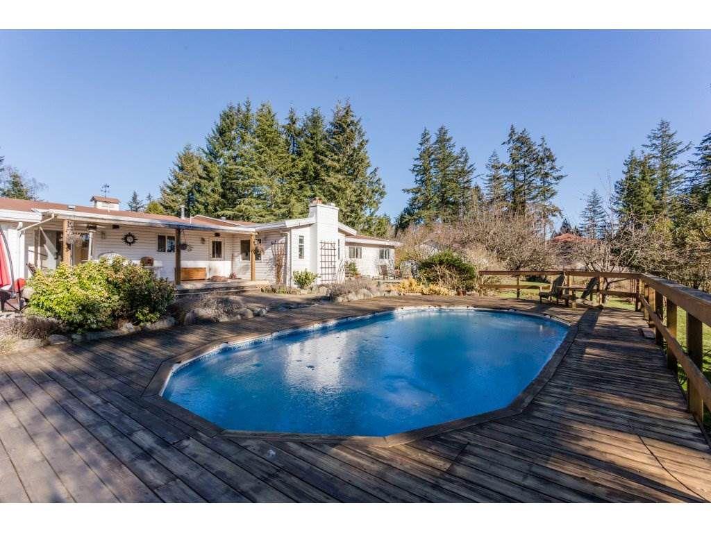 Main Photo: 16910 23RD Avenue in Surrey: Pacific Douglas House for sale (South Surrey White Rock)  : MLS®# R2136702