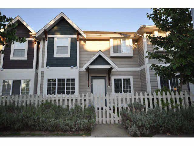 Main Photo: 2 11528 BURNETT STREET in : East Central Townhouse for sale : MLS®# V1029386