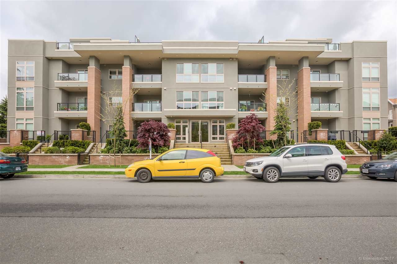 """Main Photo: 304 2349 WELCHER Avenue in Port Coquitlam: Central Pt Coquitlam Condo for sale in """"ALTURA"""" : MLS®# R2167639"""