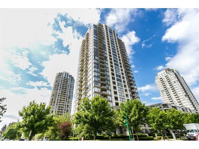 Main Photo: 1409 7178 COLLIER Street in Burnaby: Highgate Condo for sale (Burnaby South)  : MLS®# R2173798