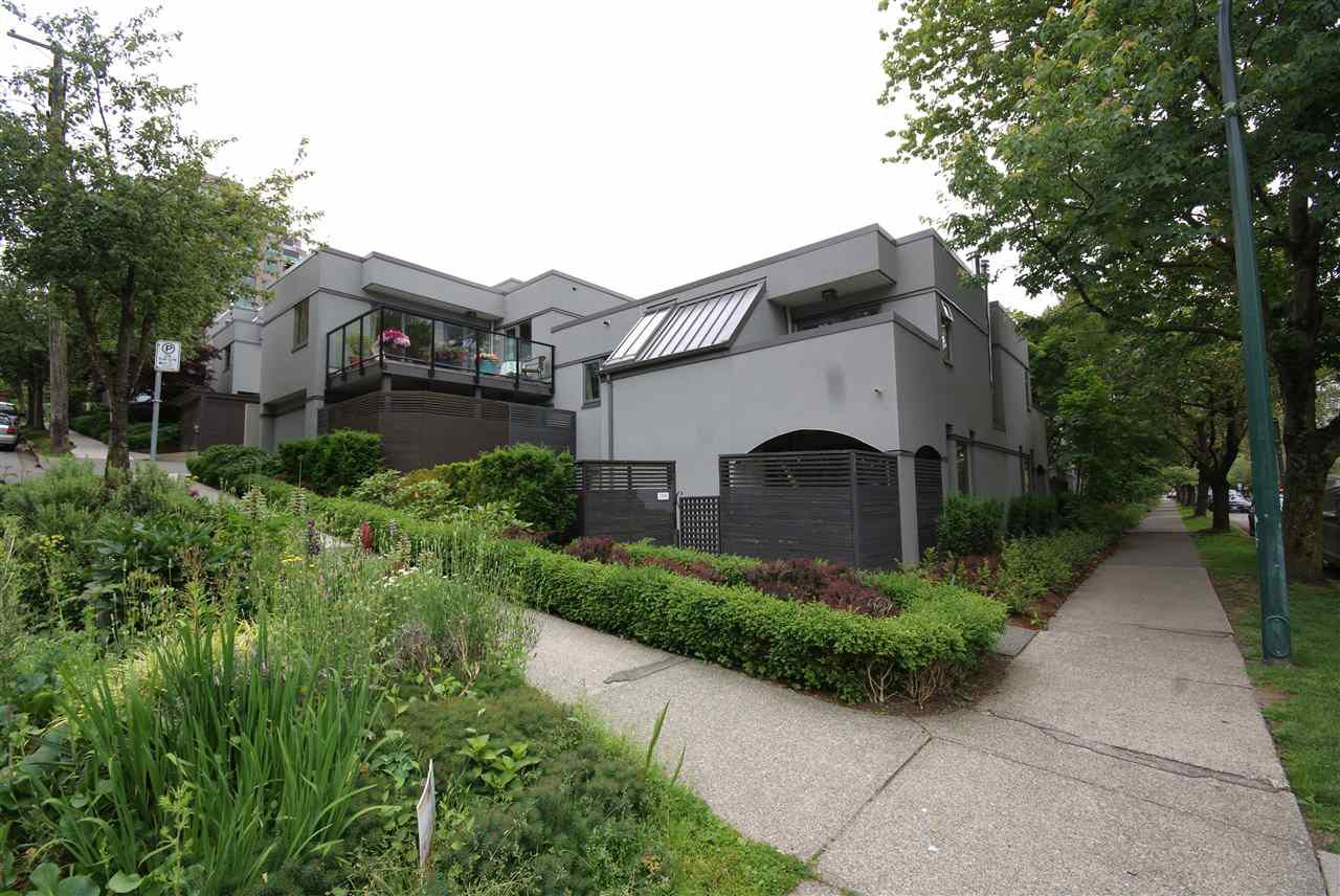"Main Photo: 1310 W 7TH Avenue in Vancouver: Fairview VW Townhouse for sale in ""FAIRVIEW VILLAGE"" (Vancouver West)  : MLS®# R2177755"