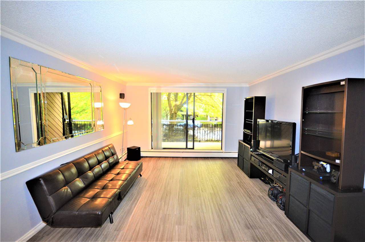 """Main Photo: 111 3921 CARRIGAN Court in Burnaby: Government Road Condo for sale in """"LOUGHEED ESTATE"""" (Burnaby North)  : MLS®# R2211789"""