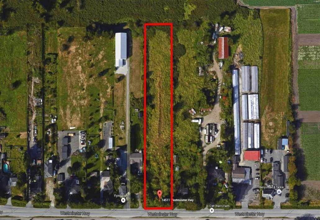 Main Photo: 14511 WESTMINSTER Highway in Richmond: East Richmond Home for sale : MLS®# R2212041