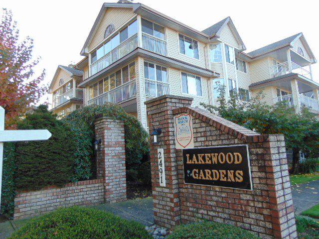 Main Photo: 110-249 Gladwin Road: Condo for sale (Abbotsford)  : MLS®# R2217736
