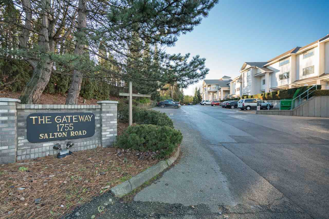 "Main Photo: 219 1755 SALTON Road in Abbotsford: Central Abbotsford Condo for sale in ""The Gateway"" : MLS®# R2226409"