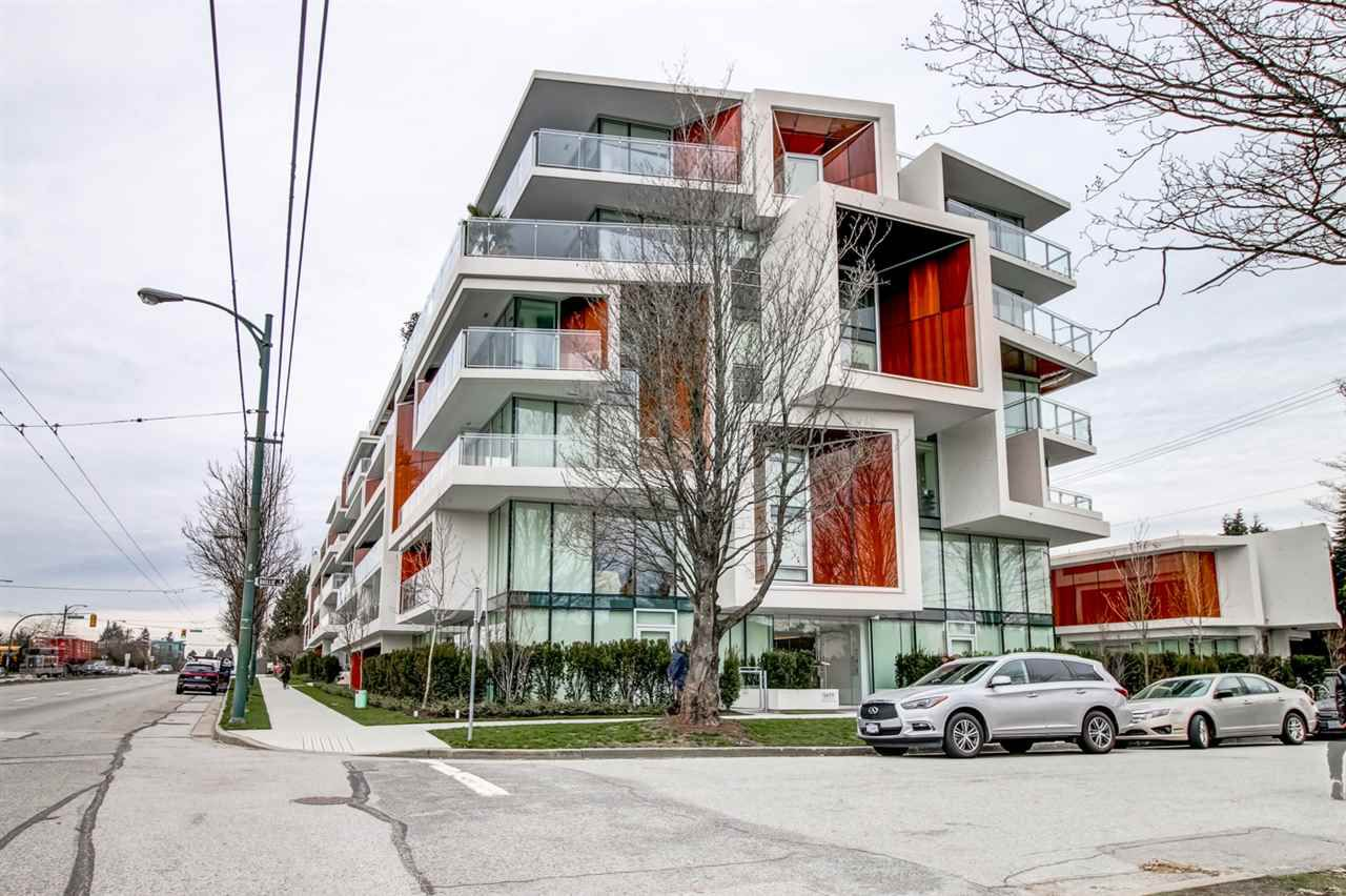 Main Photo: 703 5699 BAILLIE Street in Vancouver: Oakridge VW Condo for sale (Vancouver West)  : MLS®# R2238857