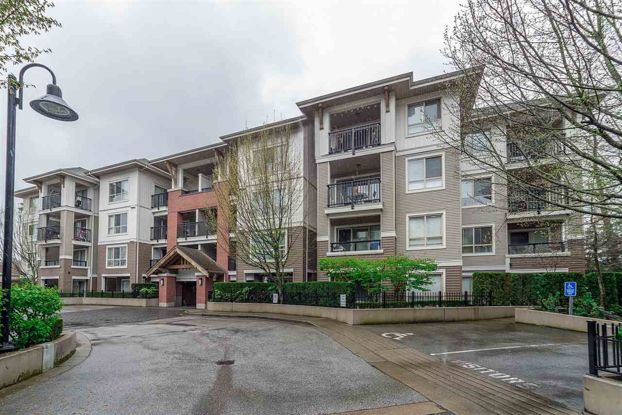 """Main Photo: B308 8929 202 Street in Langley: Walnut Grove Condo for sale in """"The Gove"""" : MLS®# R2257772"""