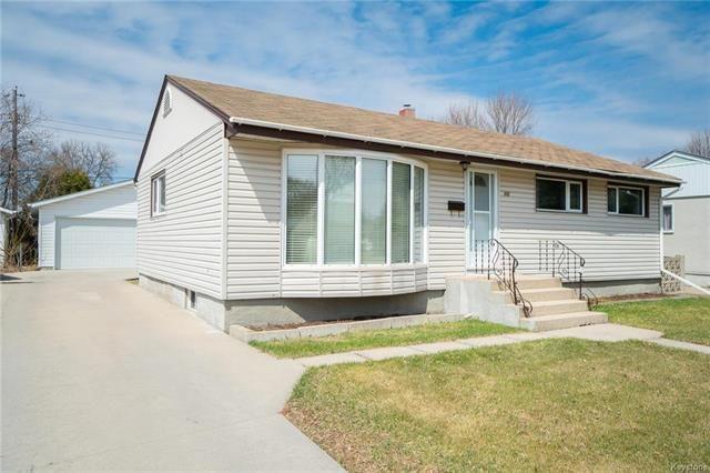 Main Photo: 472 London Street in Winnipeg: East Kildonan Residential for sale (3B)  : MLS®# 1810214