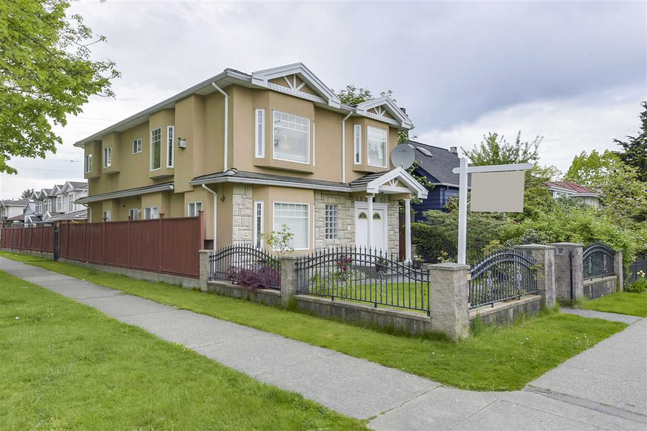 Main Photo: 4393 GLADSTONE Street in Vancouver: Victoria VE House for sale (Vancouver East)  : MLS®# R2267480