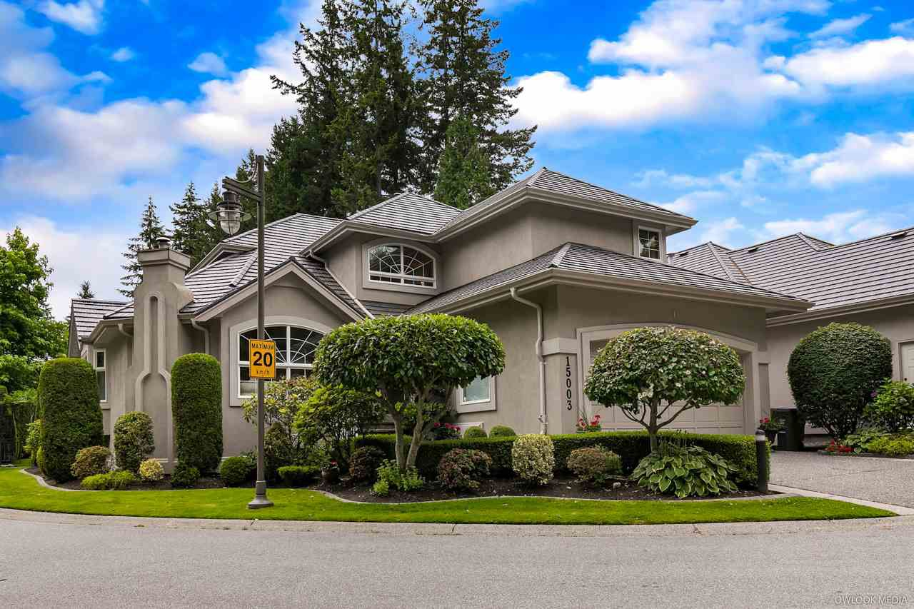 """Main Photo: 15003 SEMIAHMOO Place in Surrey: Sunnyside Park Surrey House for sale in """"SEMIAHMOO WYND"""" (South Surrey White Rock)  : MLS®# R2288151"""