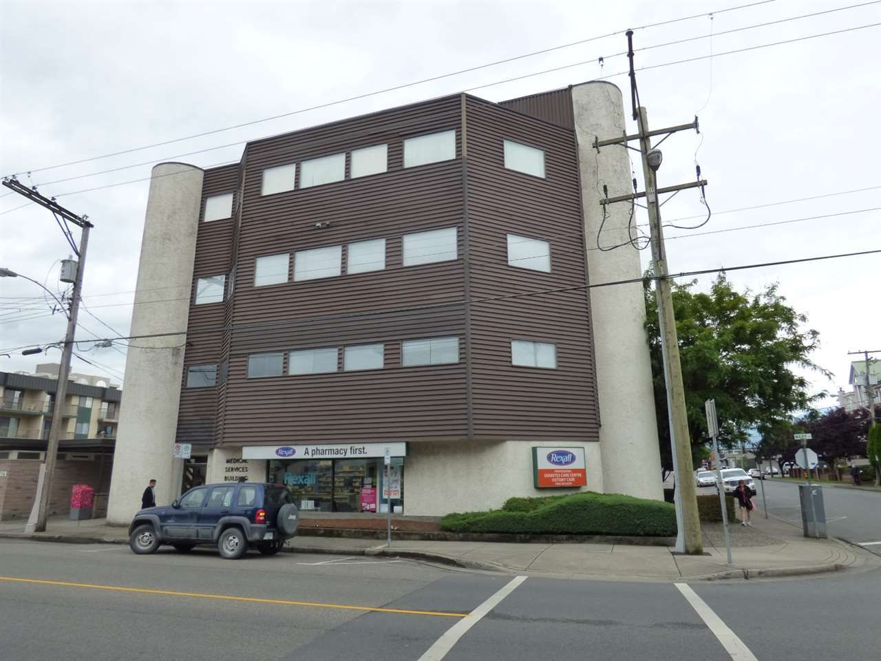 Main Photo: 304 9200 MARY Street in Chilliwack: Chilliwack W Young-Well Office for sale : MLS®# C8022850