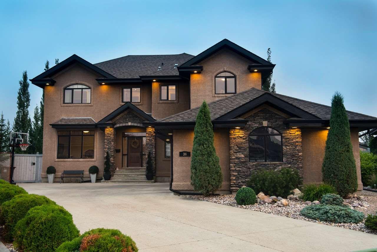 Main Photo: 36 Lafleur Drive: St. Albert House for sale : MLS®# E4148379