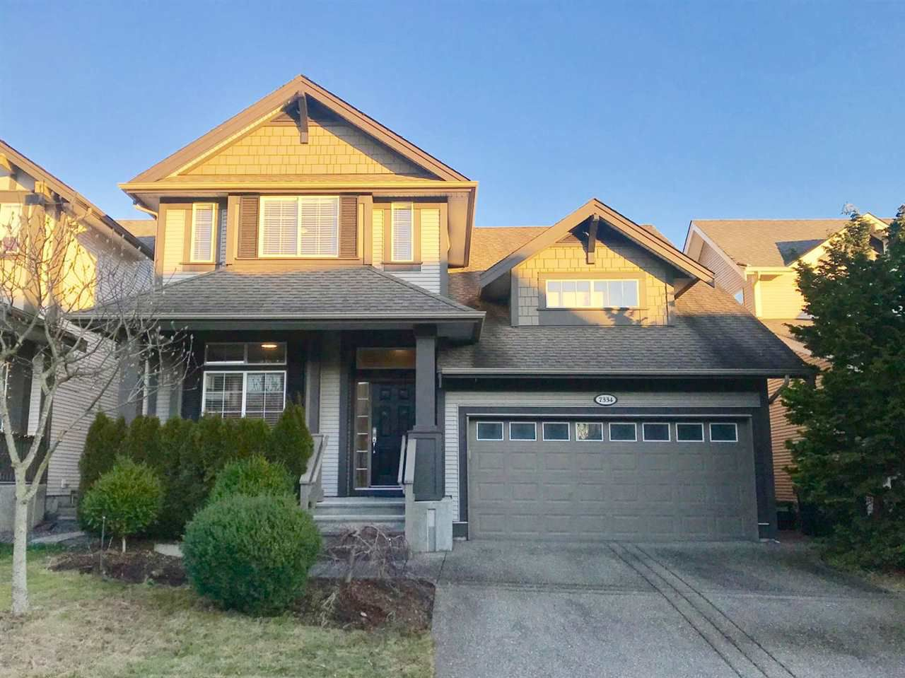 Main Photo: 7334 200A Street in Langley: Willoughby Heights House for sale : MLS®# R2360506