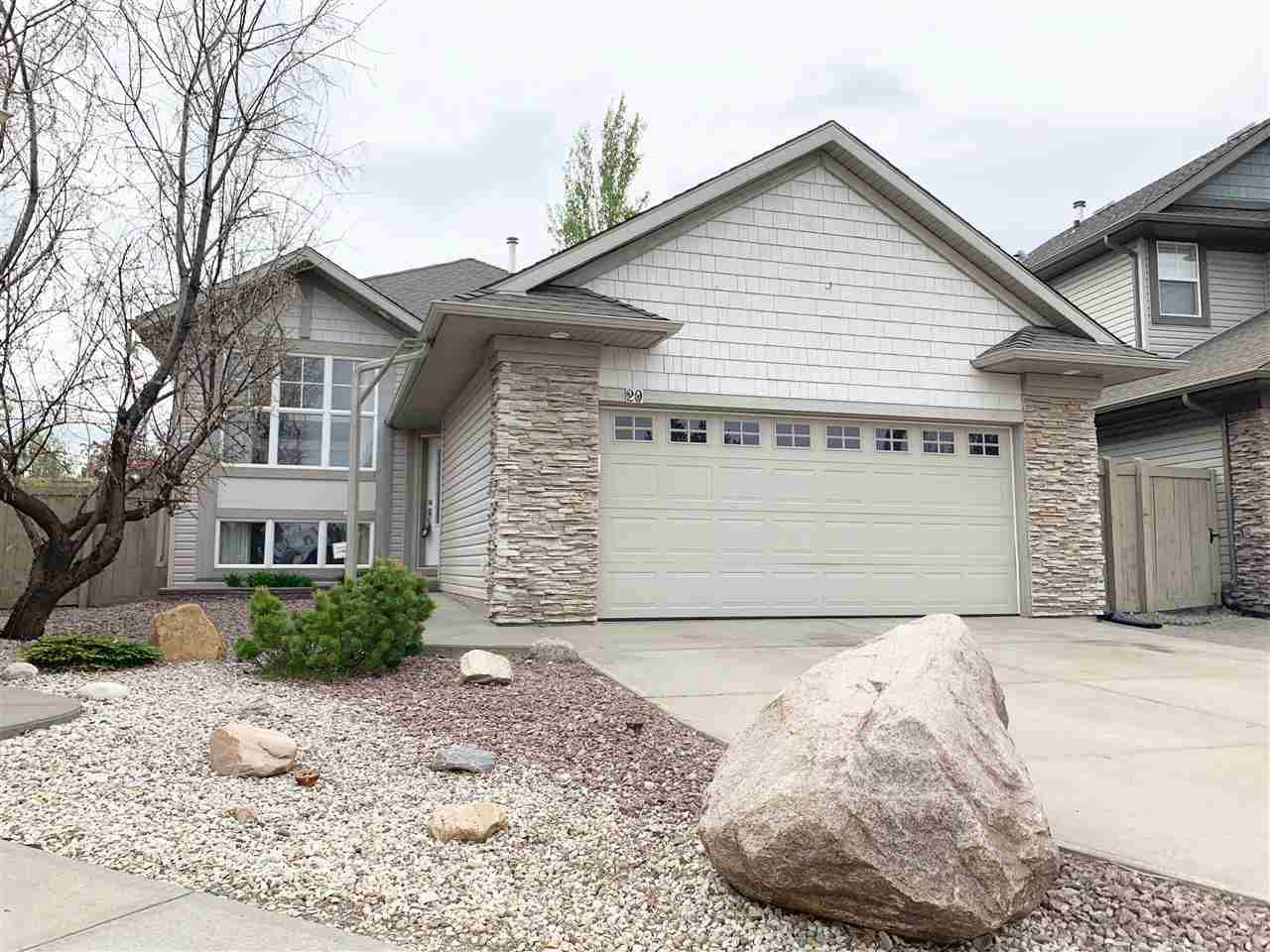 Main Photo: 29 RIDGEHAVEN Crescent: Sherwood Park House for sale : MLS®# E4158410