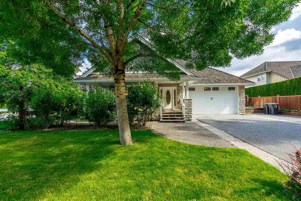 """Main Photo: 21605 47A Avenue in Langley: Murrayville House for sale in """"Murray's Corner"""" : MLS®# R2377832"""