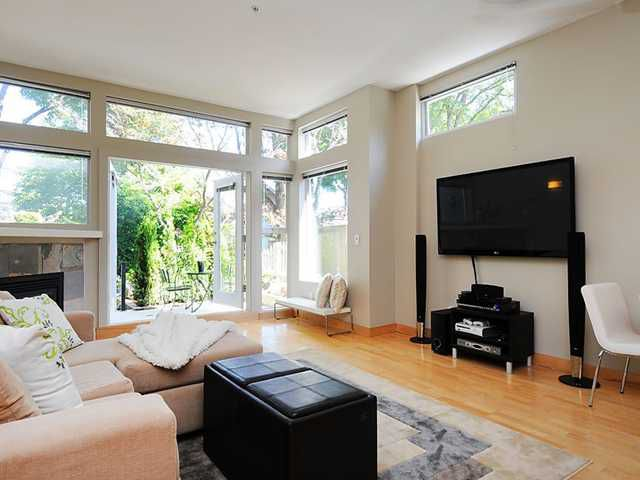 Main Photo: # 104 980 W 22ND AV in Vancouver: Cambie Condo for sale (Vancouver West)  : MLS®# V1019648