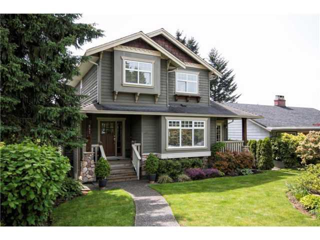 Main Photo: 217 W 26TH Street in North Vancouver: Upper Lonsdale House for sale : MLS®# V1064167