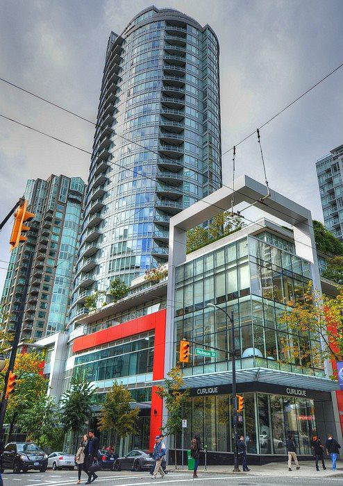 "Main Photo: 607 833 HOMER Street in Vancouver: Downtown VW Condo for sale in ""ATELIER"" (Vancouver West)  : MLS®# R2002935"