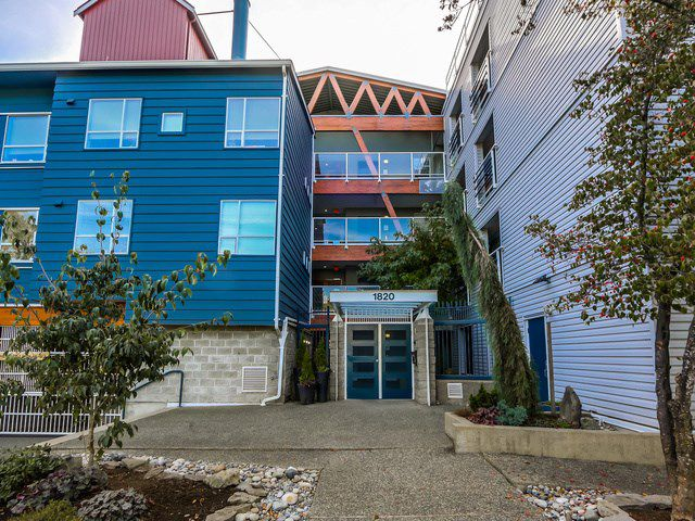 "Main Photo: 403 1820 E KENT AVENUE SOUTH Avenue in Vancouver: Fraserview VE Condo for sale in ""Pilot House"" (Vancouver East)  : MLS®# R2018700"