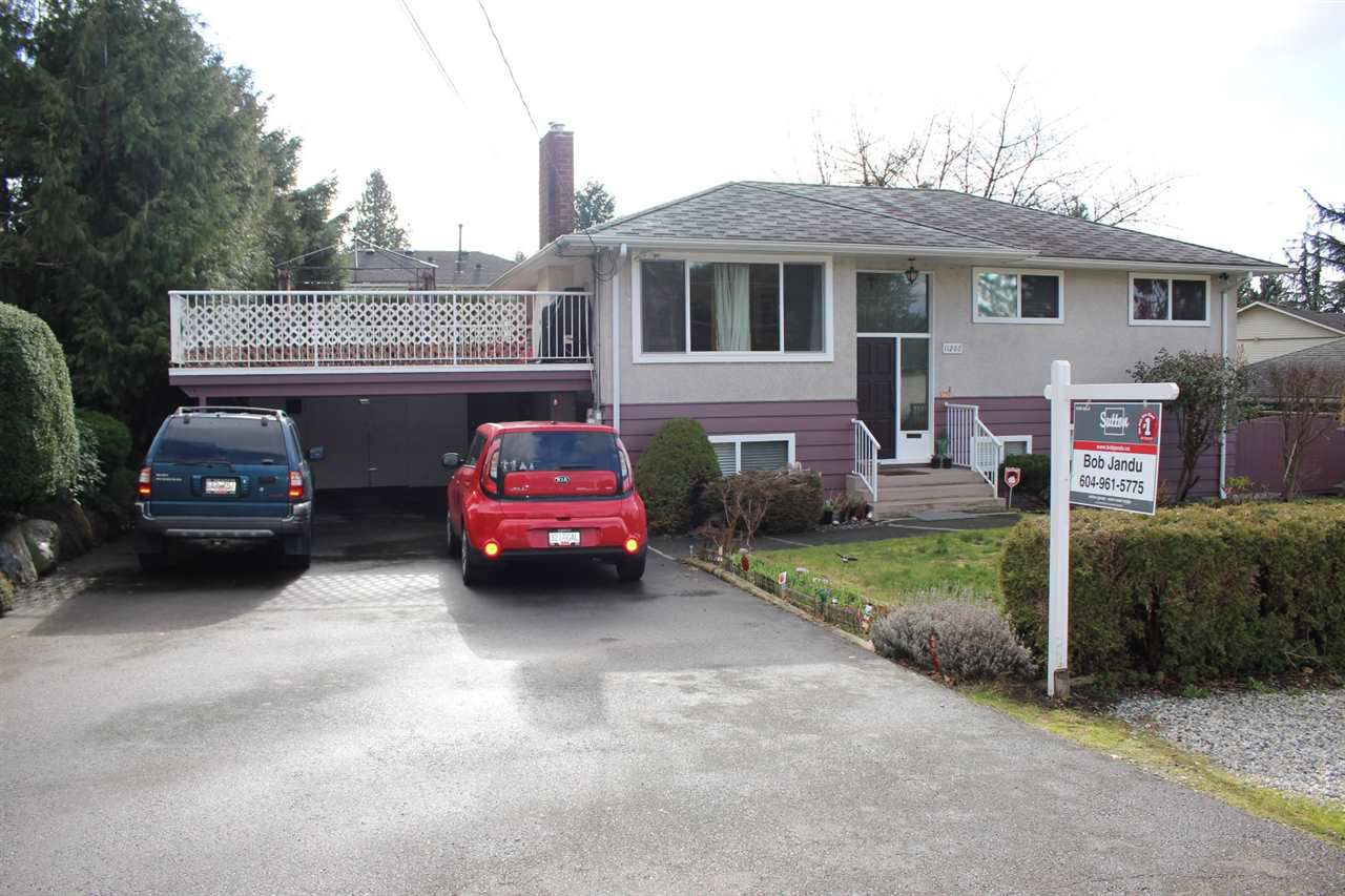 Main Photo: 11266 91 Avenue in Delta: Annieville House for sale (N. Delta)  : MLS®# R2035260