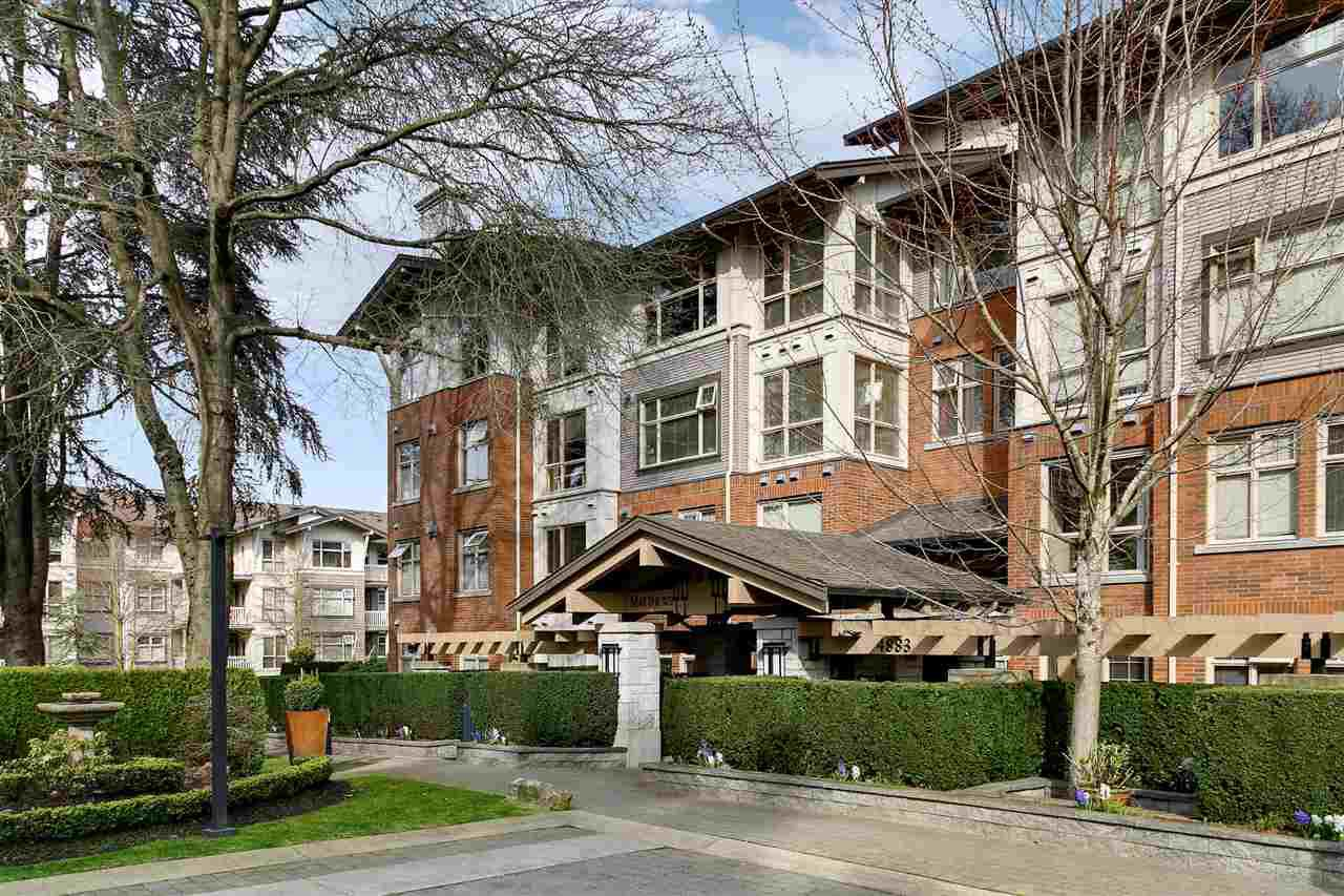 Main Photo: 207 4883 MACLURE Mews in Vancouver: Quilchena Condo for sale (Vancouver West)  : MLS®# R2046667