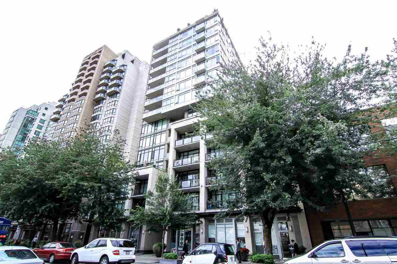 "Main Photo: 502 1252 HORNBY Street in Vancouver: Downtown VW Condo for sale in ""Pure"" (Vancouver West)  : MLS®# R2093567"