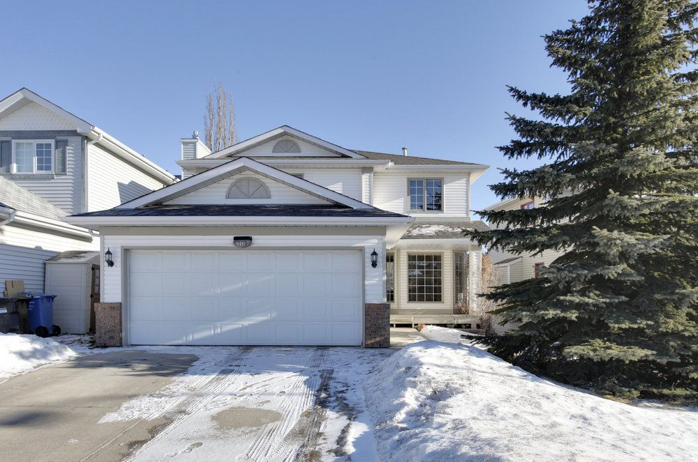 Main Photo: 9107 Scurfield Drive NW in Calgary: 2 Storey for sale : MLS®# C3598147