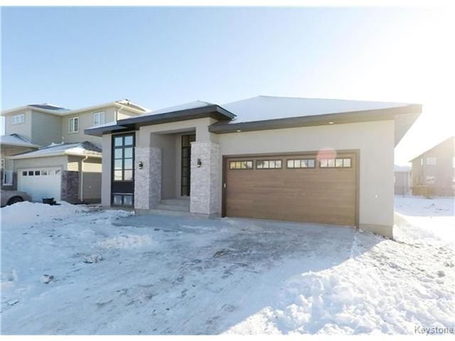 Main Photo: 14 Rooke Avenue in Winnipeg: Bridgwater Forest Residential for sale (1R)  : MLS®# 1630946