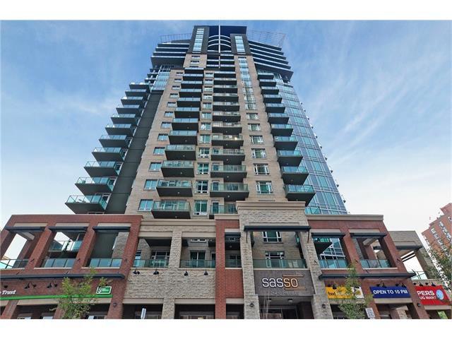 Main Photo: 1606 1410 1 Street SE in Calgary: Beltline Condo for sale : MLS®# C4105131