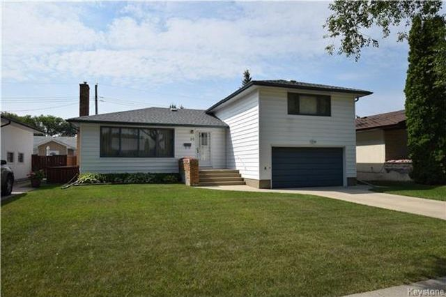 Main Photo: 50 Coralberry Avenue in Winnipeg: Garden City Residential for sale (4G)  : MLS®# 1721876