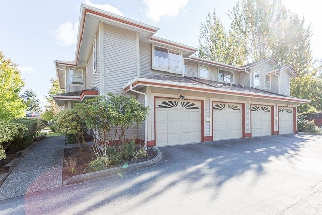 "Main Photo: 7 12071 232B Street in Maple Ridge: East Central Townhouse for sale in ""CREEKSIDE GLEN"" : MLS®# R2213117"