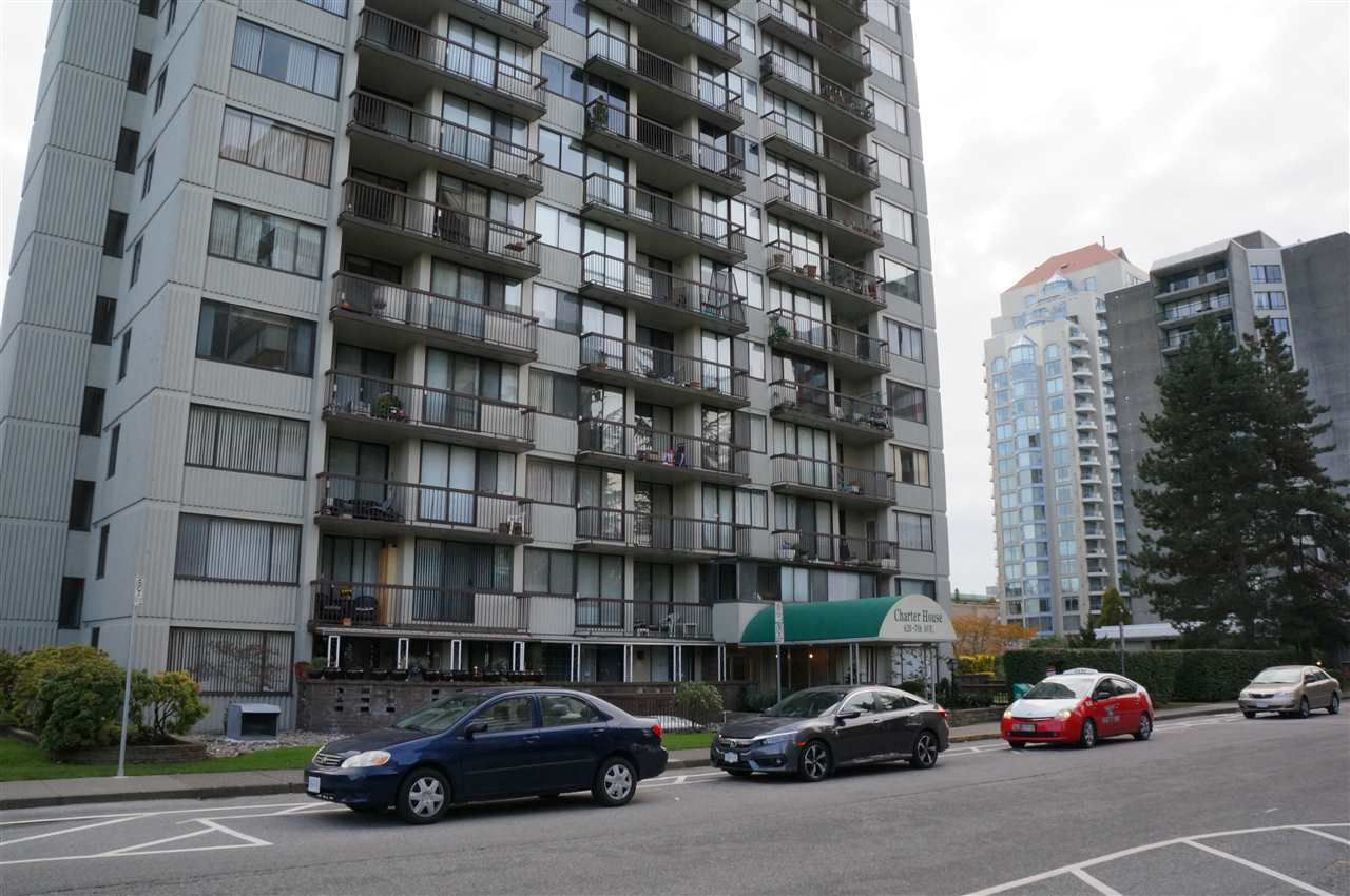 Main Photo: 306 620 SEVENTH Avenue in New Westminster: Uptown NW Condo for sale : MLS®# R2221057
