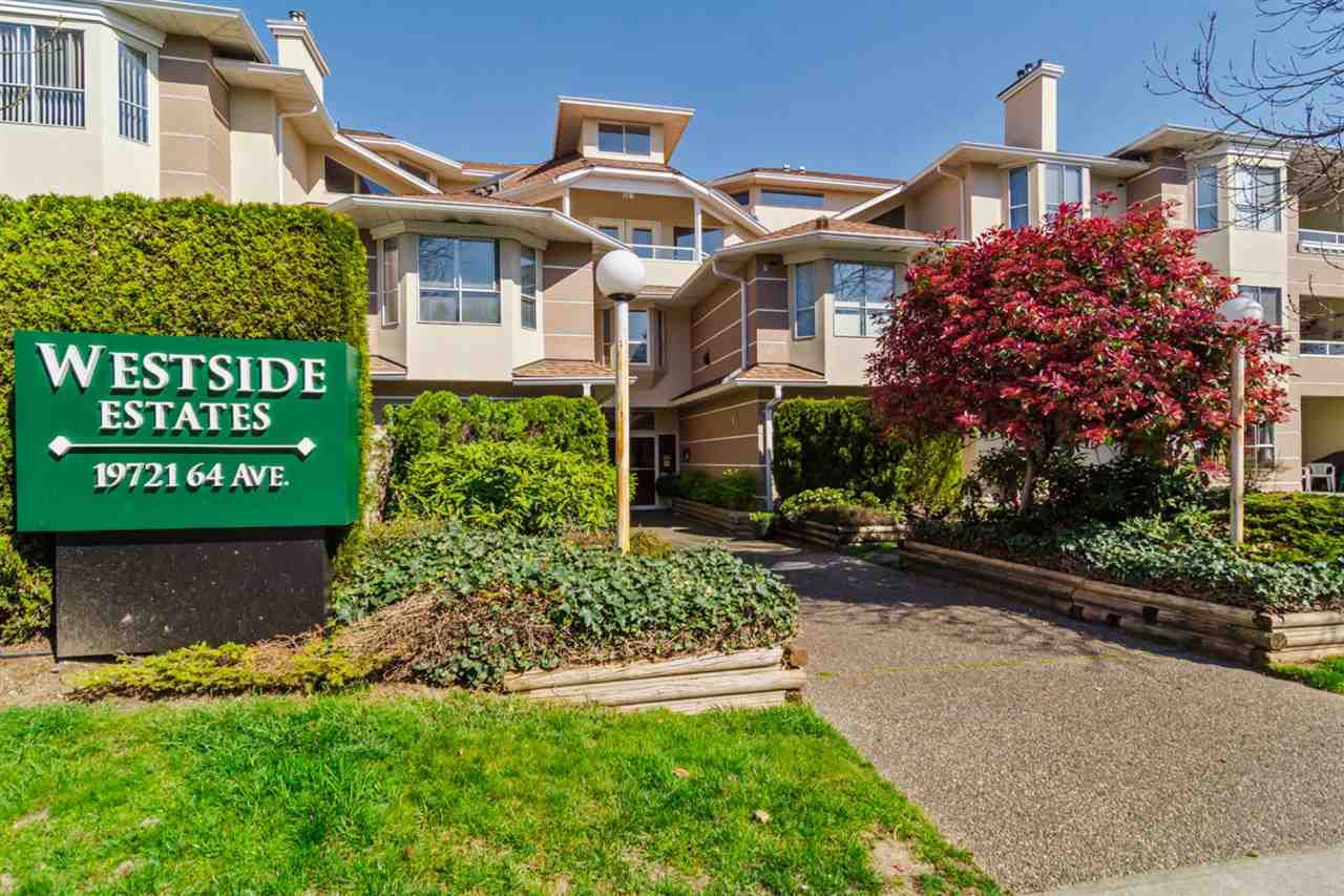 "Main Photo: 407 19721 64TH Avenue in Langley: Willoughby Heights Condo for sale in ""The Westside"" : MLS®# R2238003"
