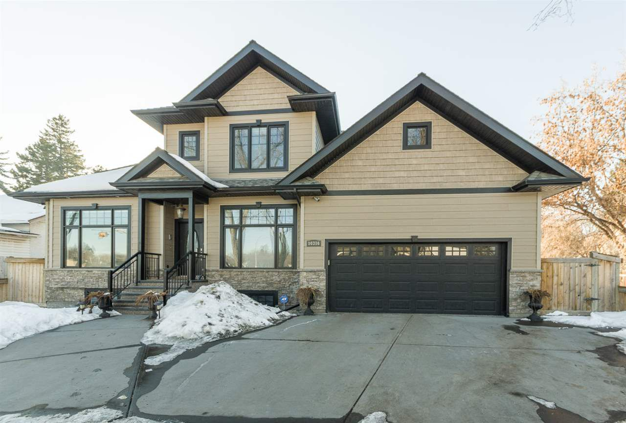 Main Photo: 10316 136 Street in Edmonton: Zone 11 House for sale : MLS®# E4100550