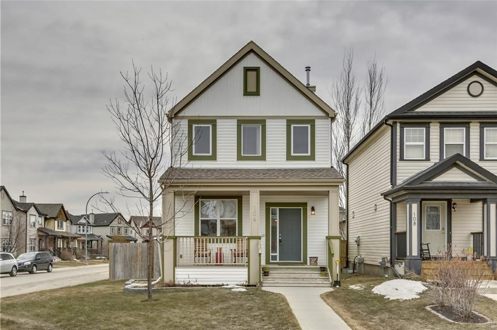 Main Photo: 104 COPPERSTONE Circle SE in Calgary: Copperfield House for sale : MLS®# C4179675