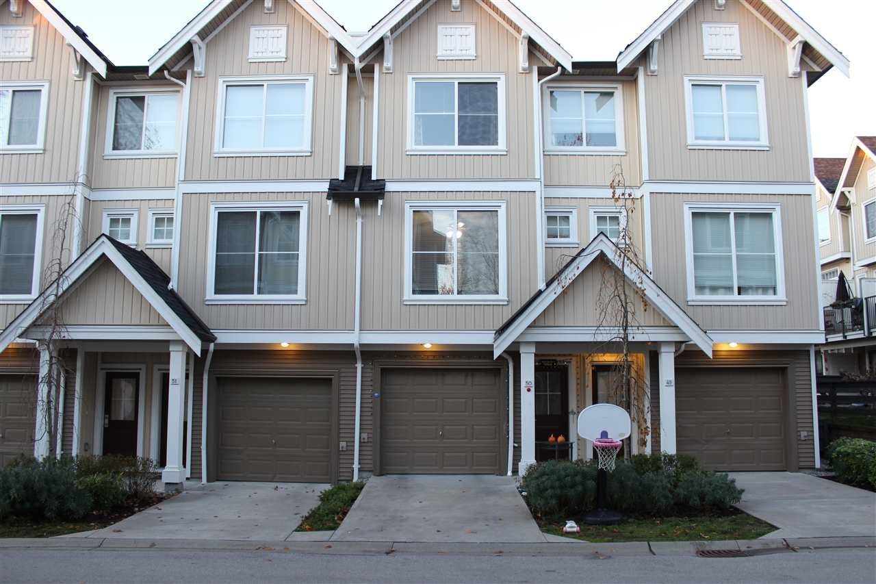 """Main Photo: 50 31032 WESTRIDGE Place in Abbotsford: Abbotsford West Townhouse for sale in """"Harvest"""" : MLS®# R2323473"""