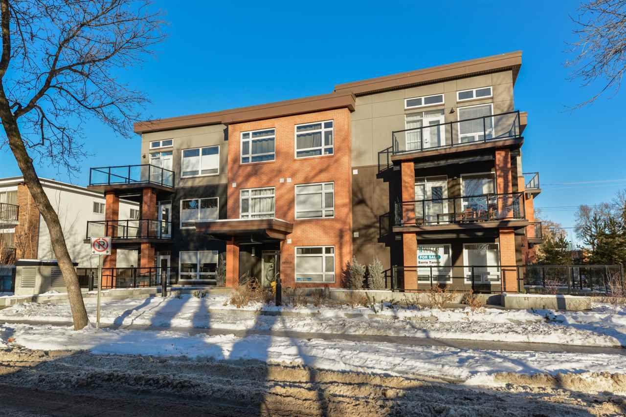 Main Photo: 305 10606 84 Avenue in Edmonton: Zone 15 Condo for sale : MLS®# E4138656