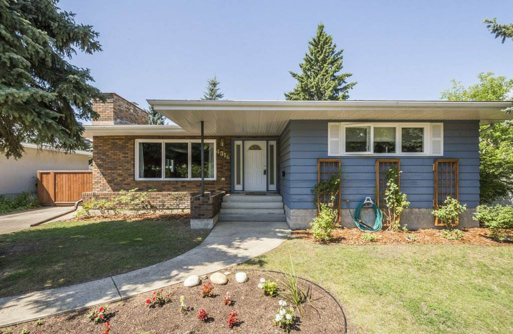 Main Photo: 4816 142 Street in Edmonton: Zone 14 House for sale : MLS®# E4141388