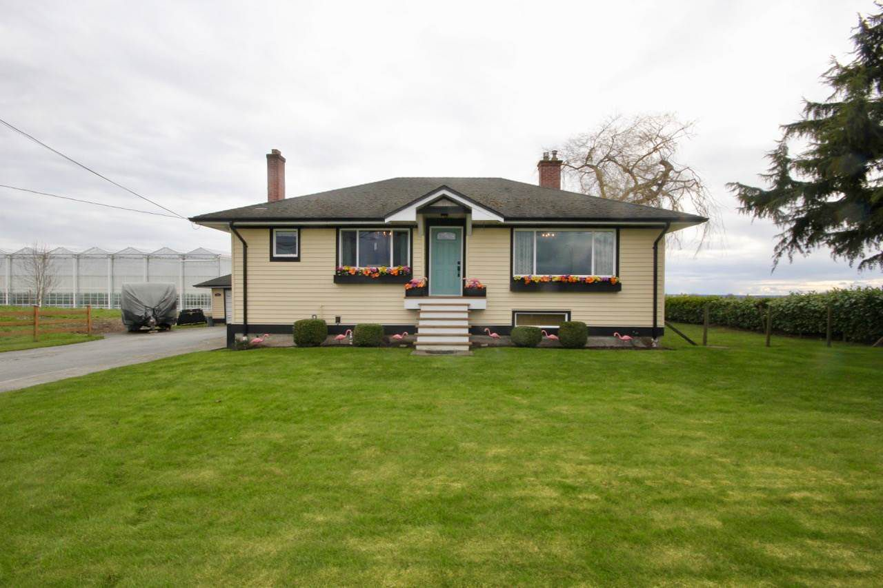 Main Photo: 9190 LADNER TRUNK Road in Delta: East Delta House for sale (Ladner)  : MLS®# R2337485