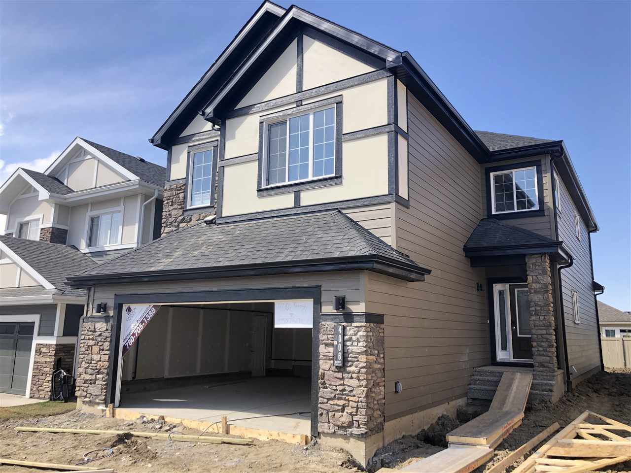 Main Photo: 4006 KENNEDY Close in Edmonton: Zone 56 House for sale : MLS®# E4154628