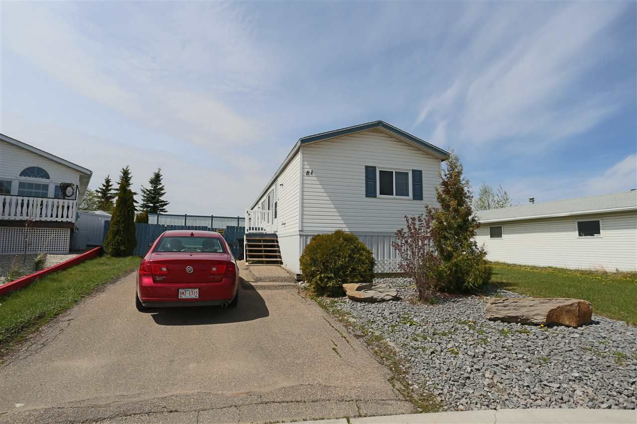 Main Photo: 81 SPRINGFIELD Crescent: Spruce Grove House for sale : MLS®# E4156703